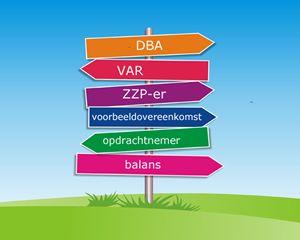 Uitstel Wet DBA tot 2018
