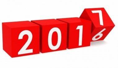 Beste wensen voor 2017