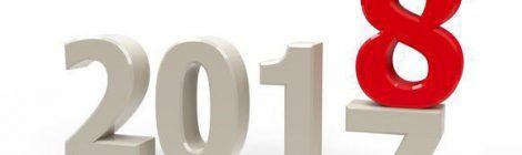 Beste wensen voor 2018